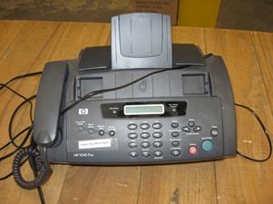 consumer reports fax machine