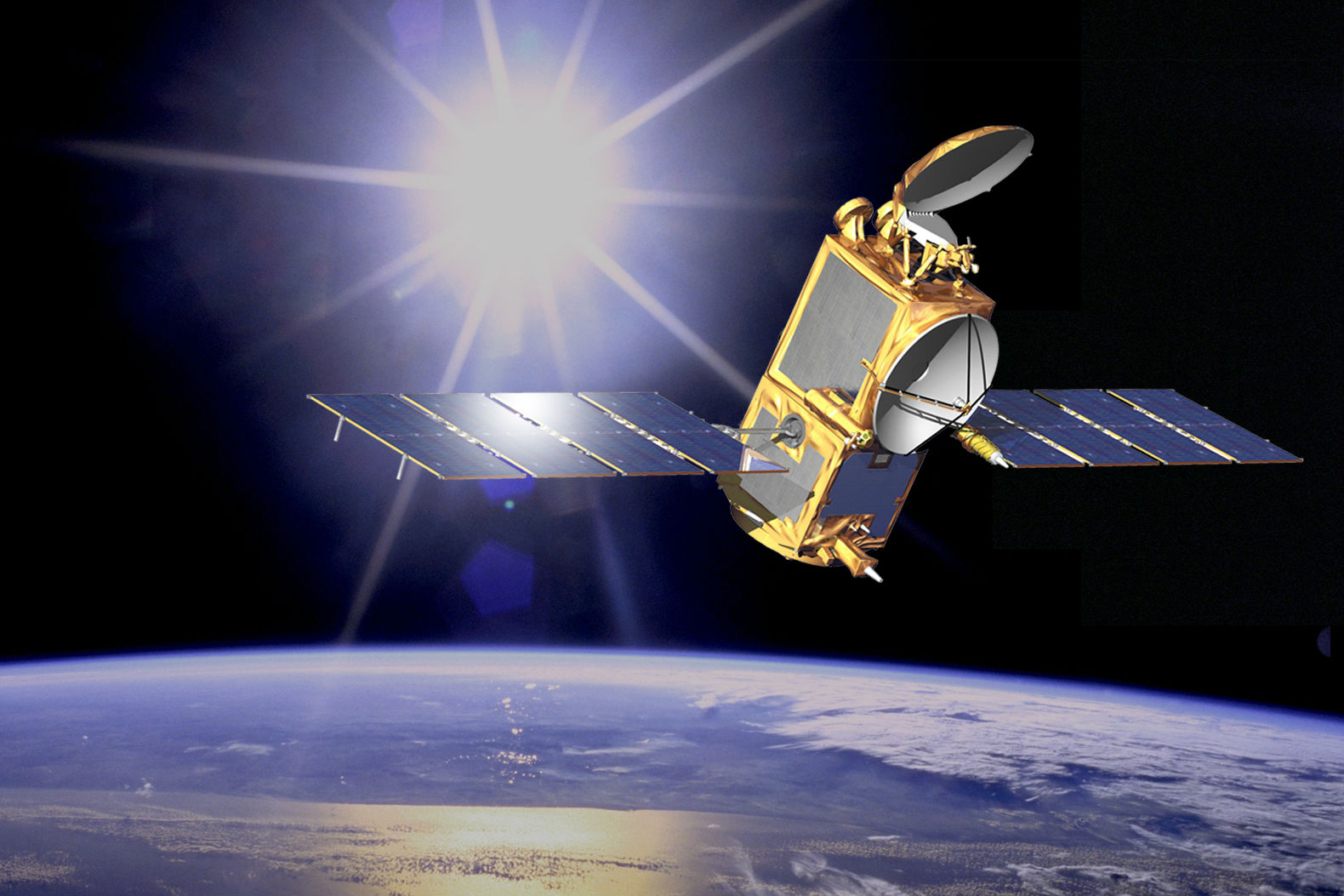 Satellites and Solar Flares Among Emerging Risks