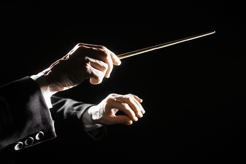 Leadership is being a maestro