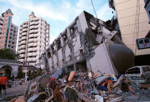the statistics of the casualties of the 1999 devastating earthquake in taiwan In 1999 a major climatological study predicted  by combining stories of real-life situations with interviews and statistics,  but with all the casualties,.