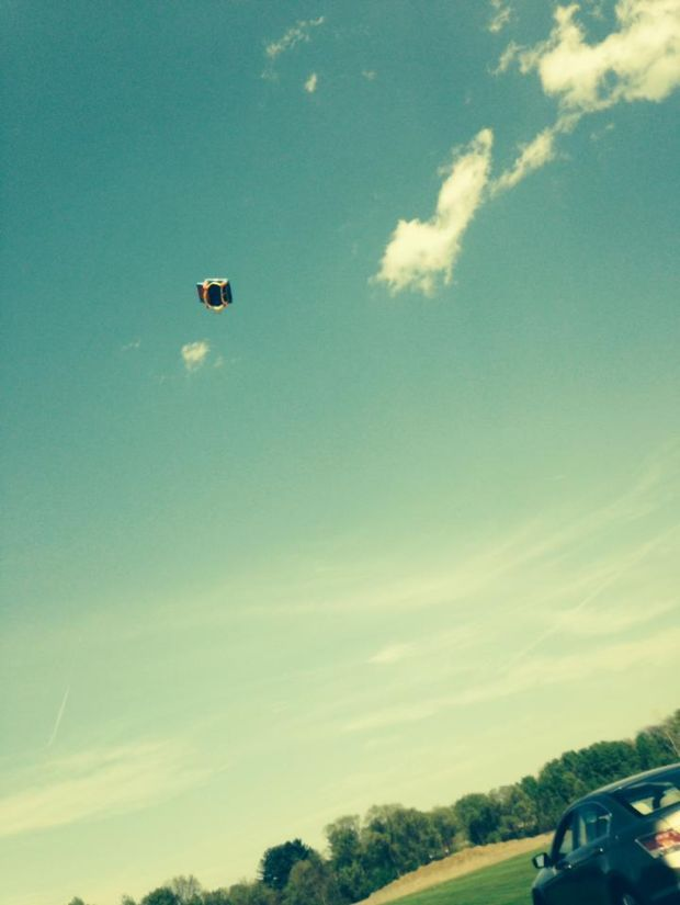 Away House Bounce House Blows Away in