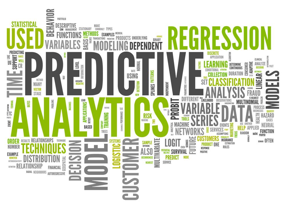 Predictive analytics wordle
