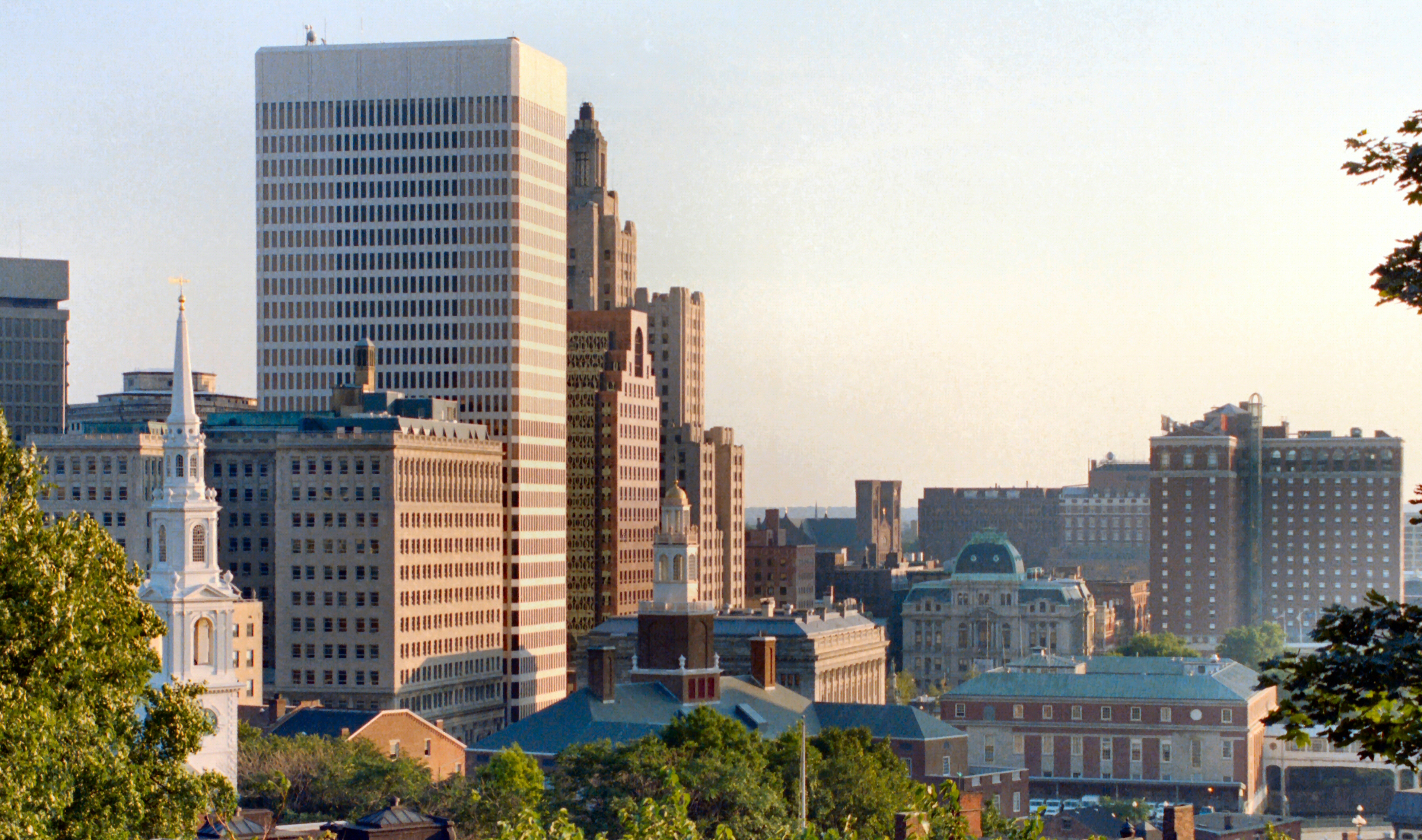 Providence rhode island 47 2 inches about 5 4 years between