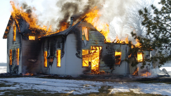 The average fire loss estimate in 2014 was $41,256.