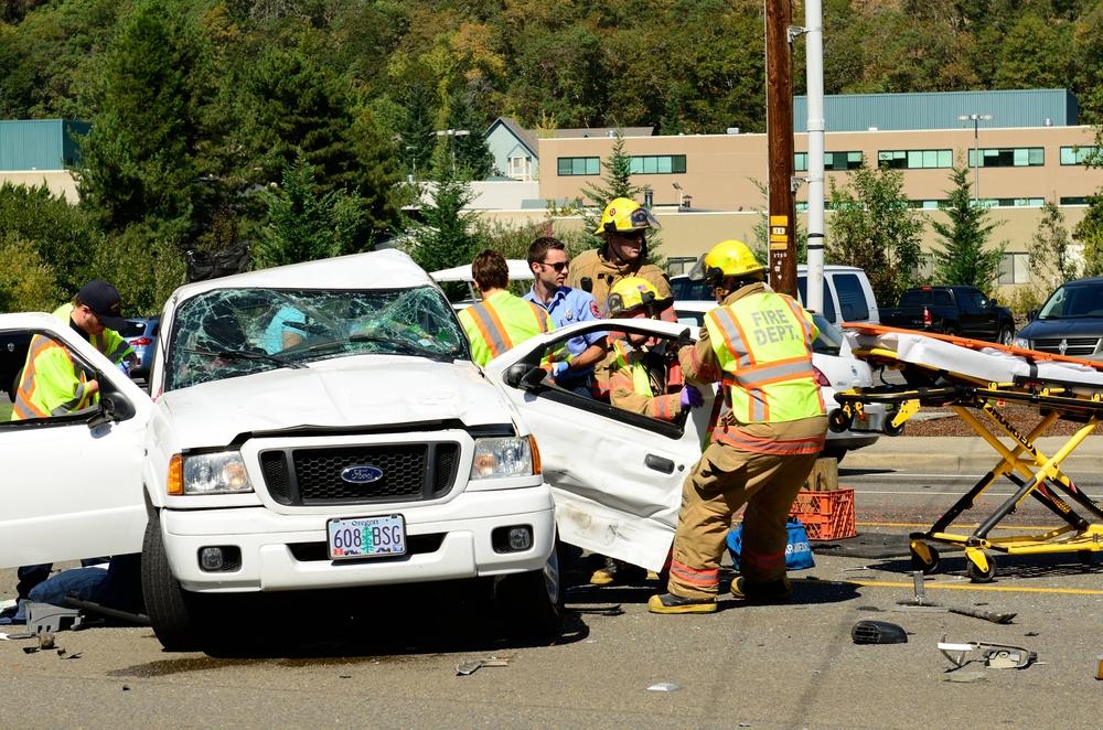 Car Crash Related To Alcohol