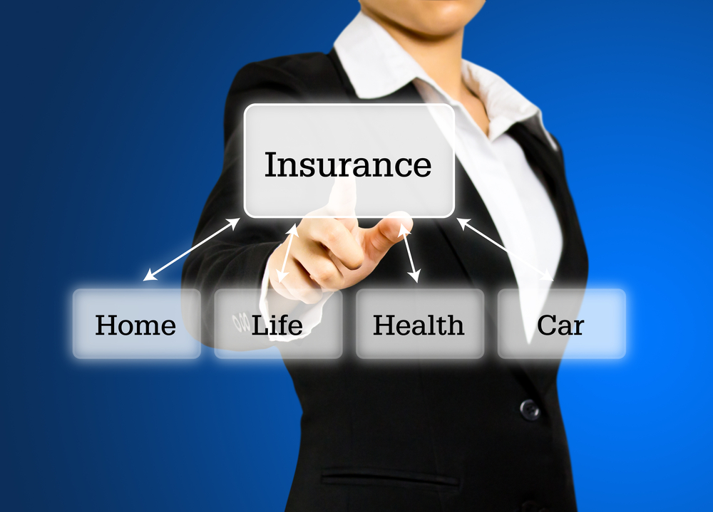multiple types of personal insurance