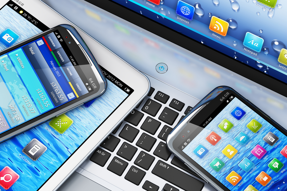 Multiple digital communication devices