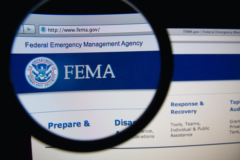 FEMA forms