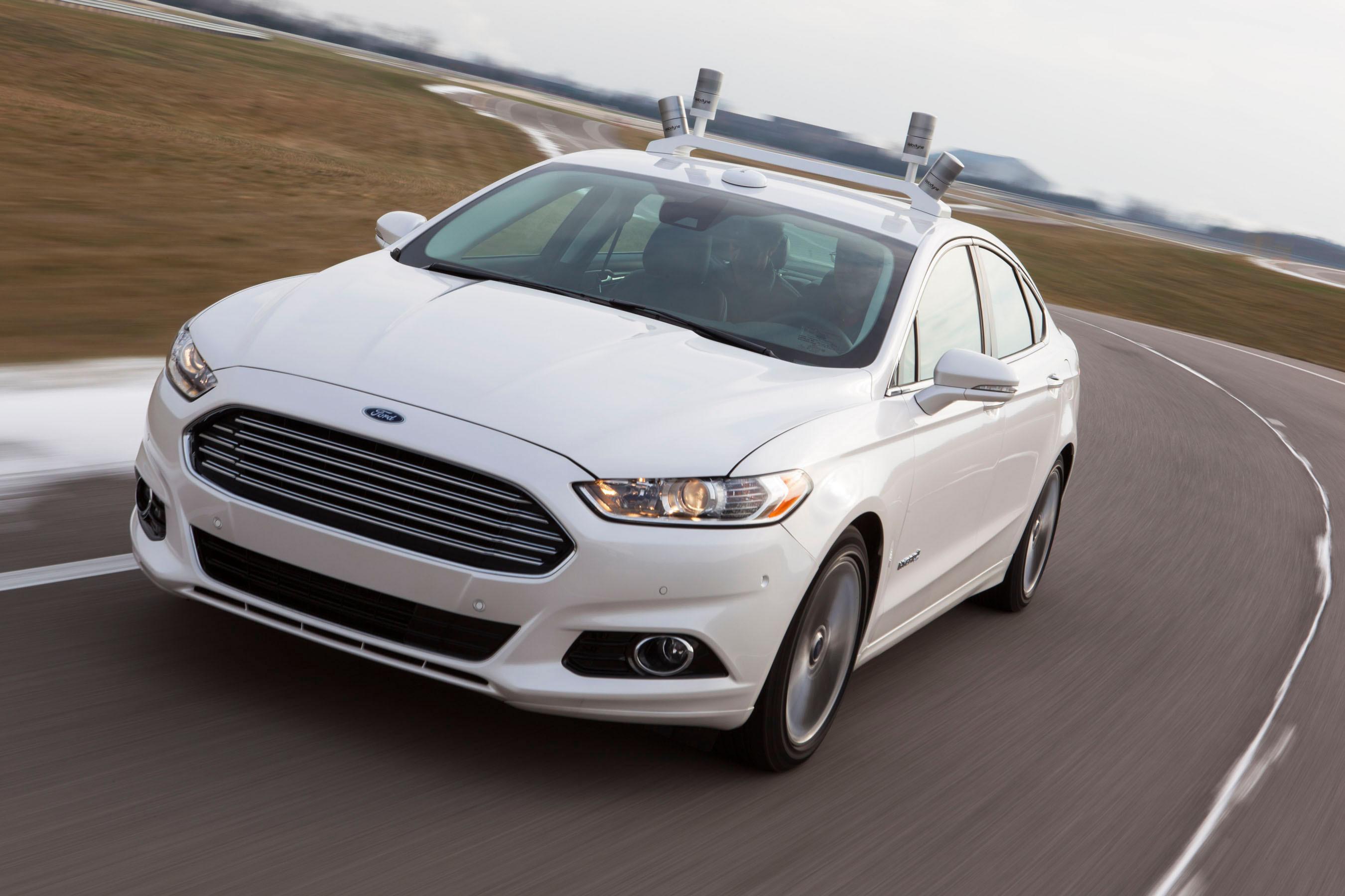 Ford motor company fusion hybrid
