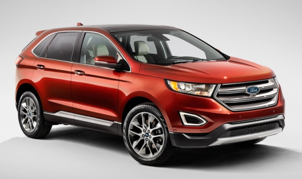 Ford Edge SE 2WD & The 10 least expensive 2015 model year cars to insure ... markmcfarlin.com