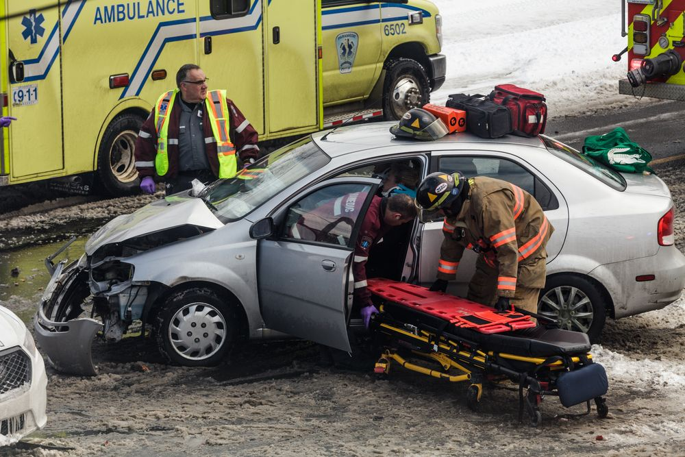 Typically when people refer to uninsured motorist, they're referring to uninsured motorist bodily injury coverage. (Benoit Daoust/Shutterstock.com)