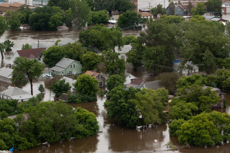Minot, S.C. flooding