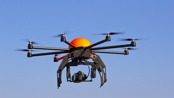 Drone technology is changing investigation opportunities for a host of industries. Photo: Robert Mandel/Shutterstock