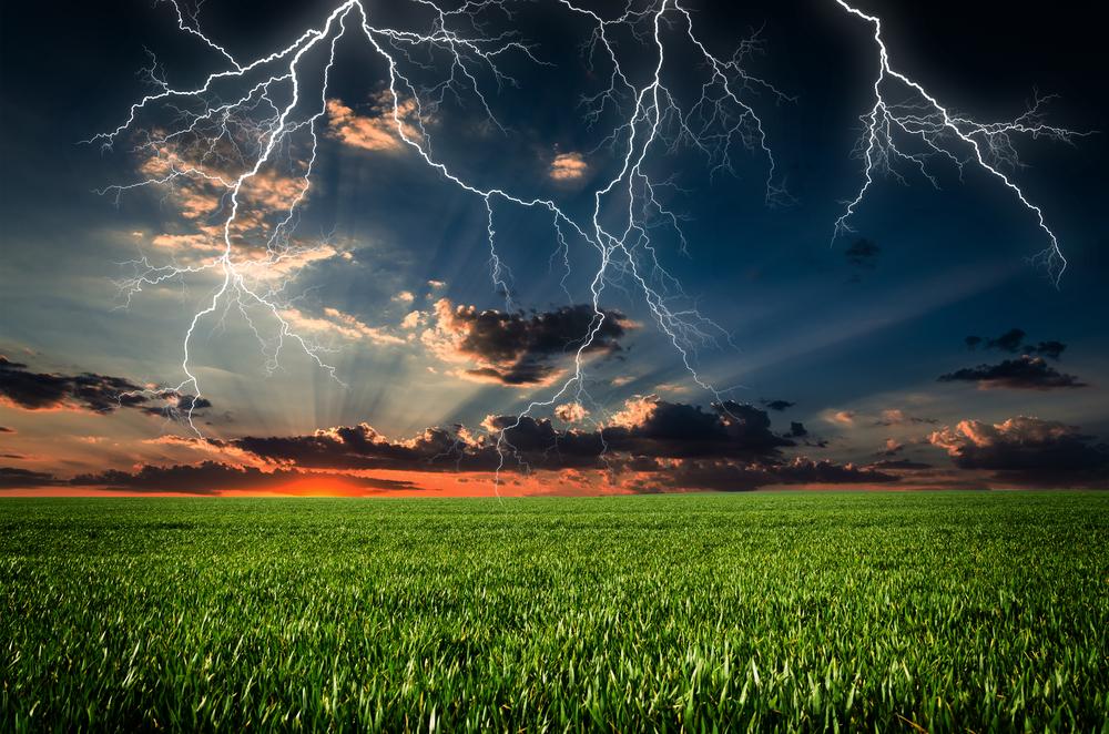 Thunderstorm claim