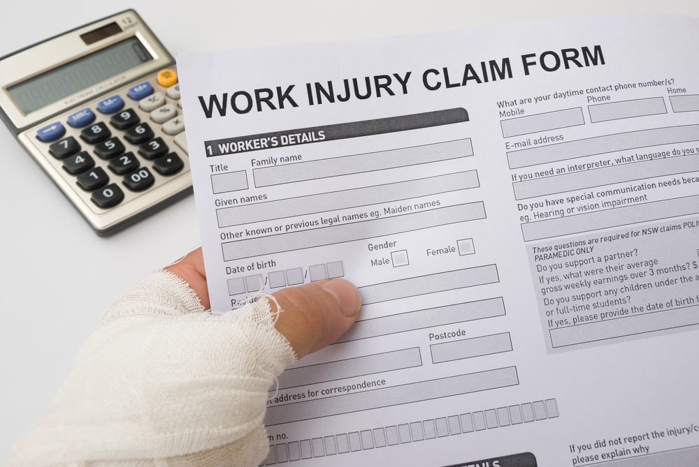 worker's comp fraudulent claim