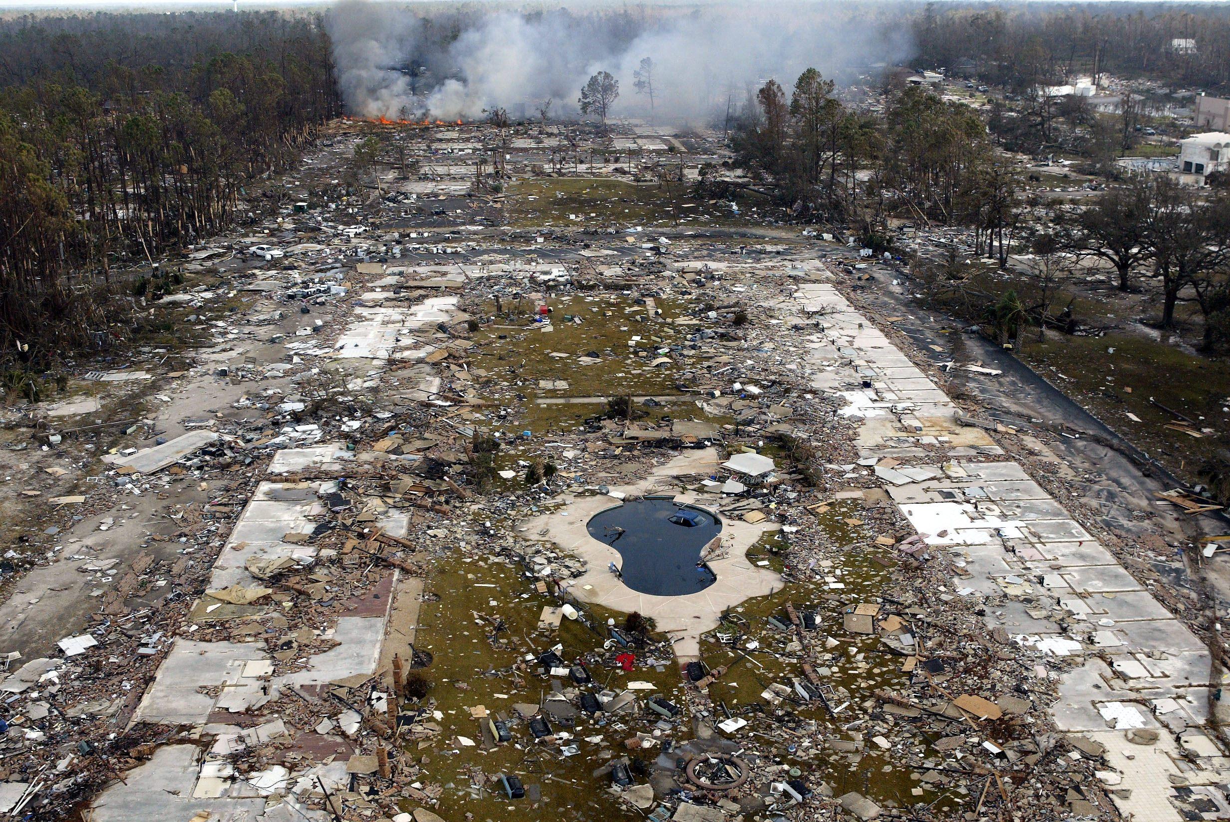 Essay on Media Coverage on Hurricane Katrina