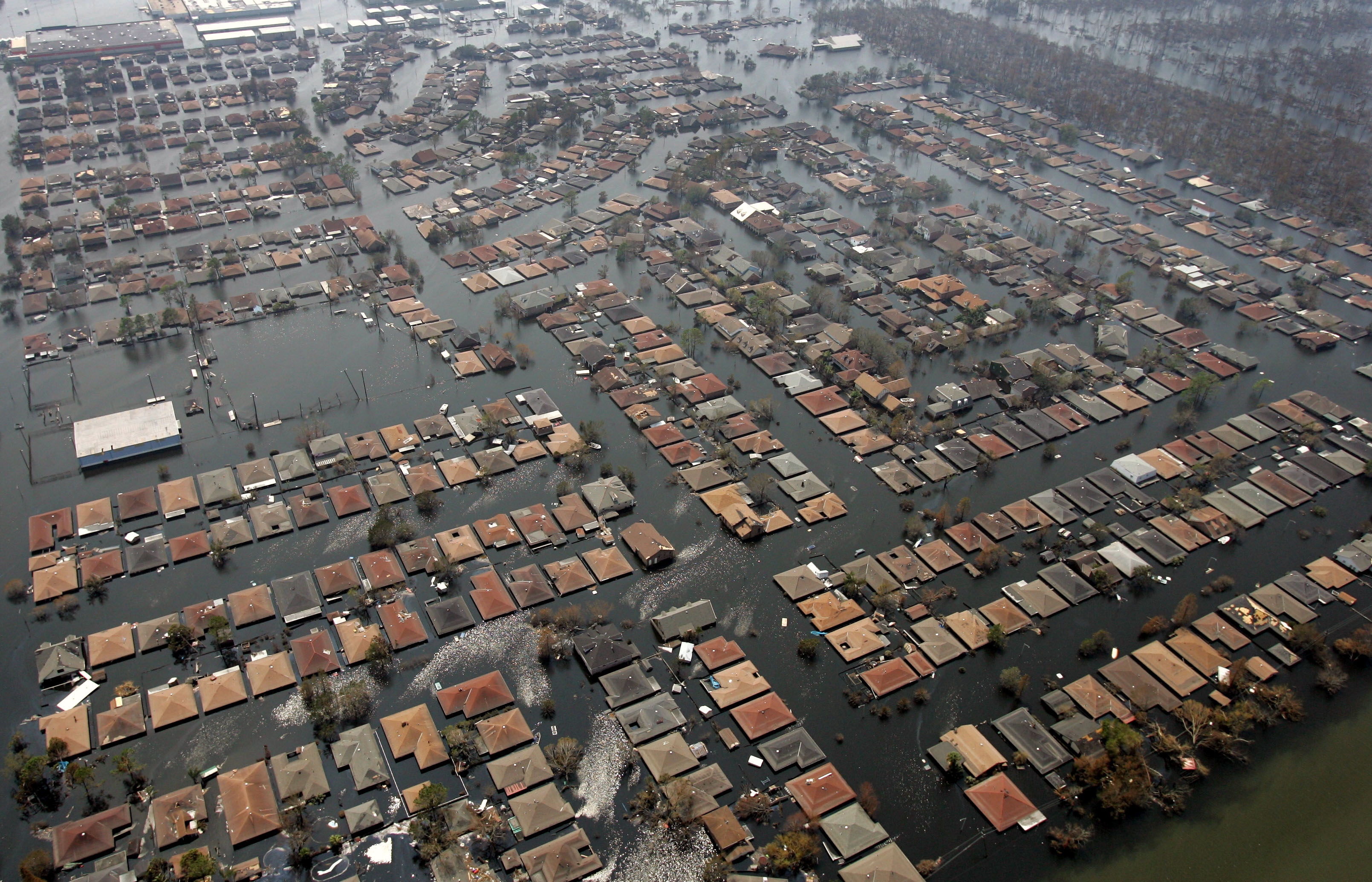 Hurricane Katrina and how the insurance industry responded ...