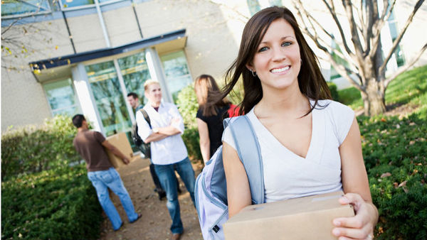 """For insureds, the Insurance Information Institute recommends creating a """"dorm inventory."""" Keep a list of all of the items the student will bring to school, along with their estimated value. (Shutterstock/Sean Locke Photography)"""