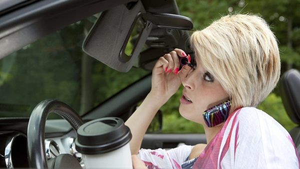 Driver behavior is responsible for 80-90% of road crashes. (Photo: Shutterstock.com)