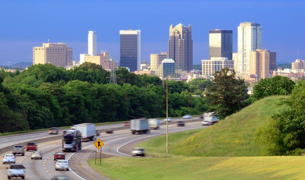 Birmingham, Alabama traffic