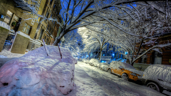 Record snows created a host of issues for Boston-based adjusters. Photo: evantravels/Shutterstock