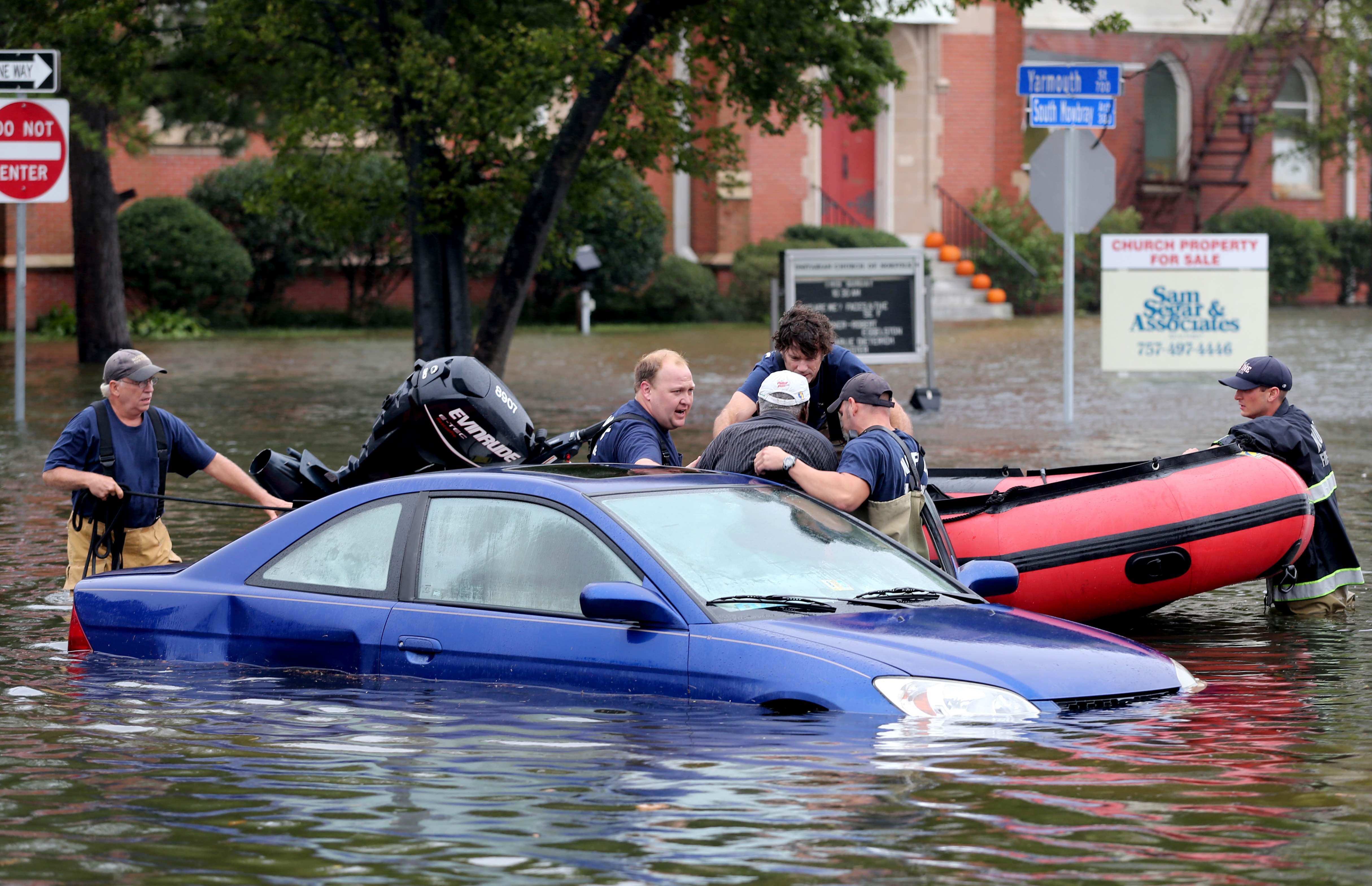 Flood Insurance Virginia Beach