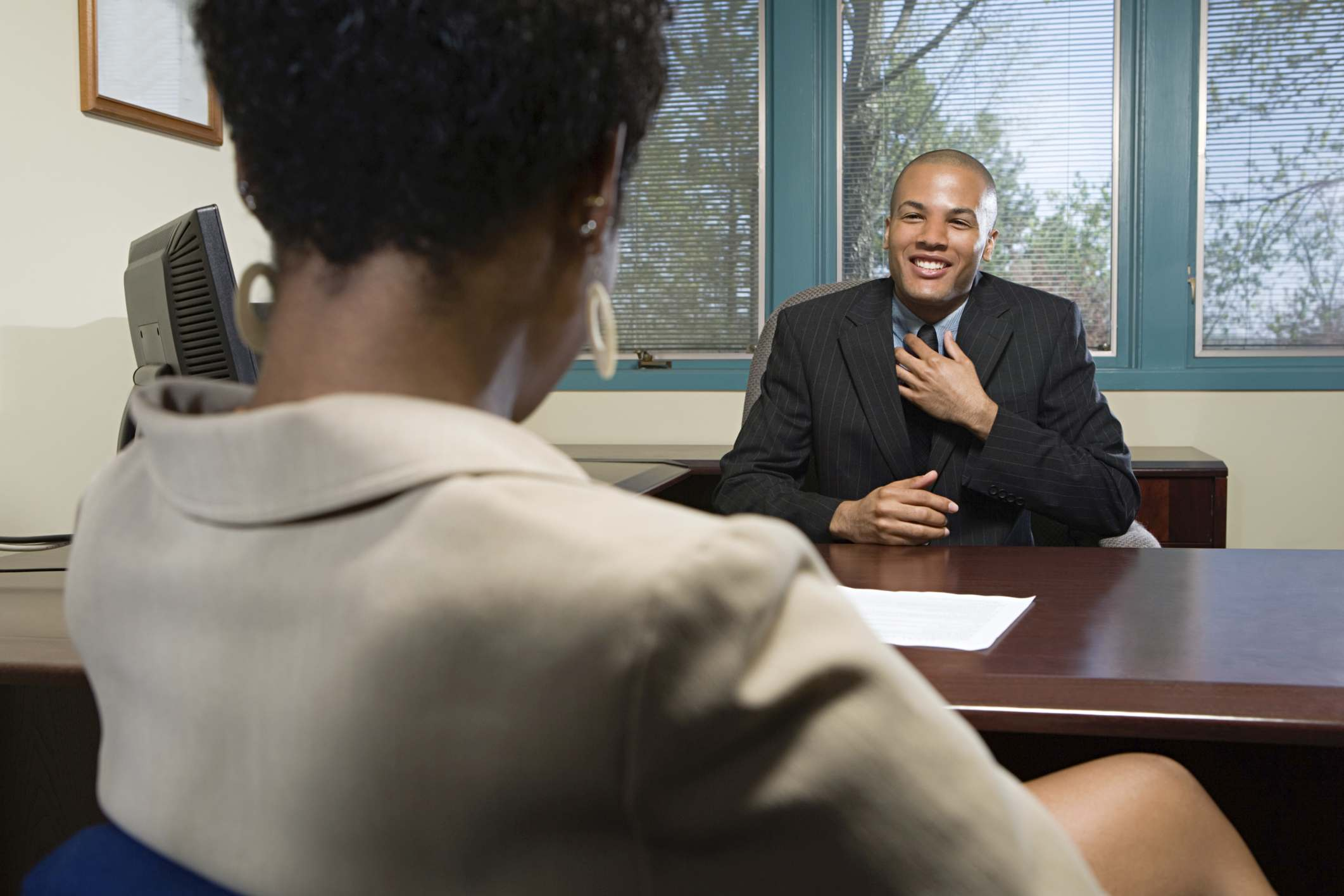 workplace violence using behavioral based interviewing to predict job interview