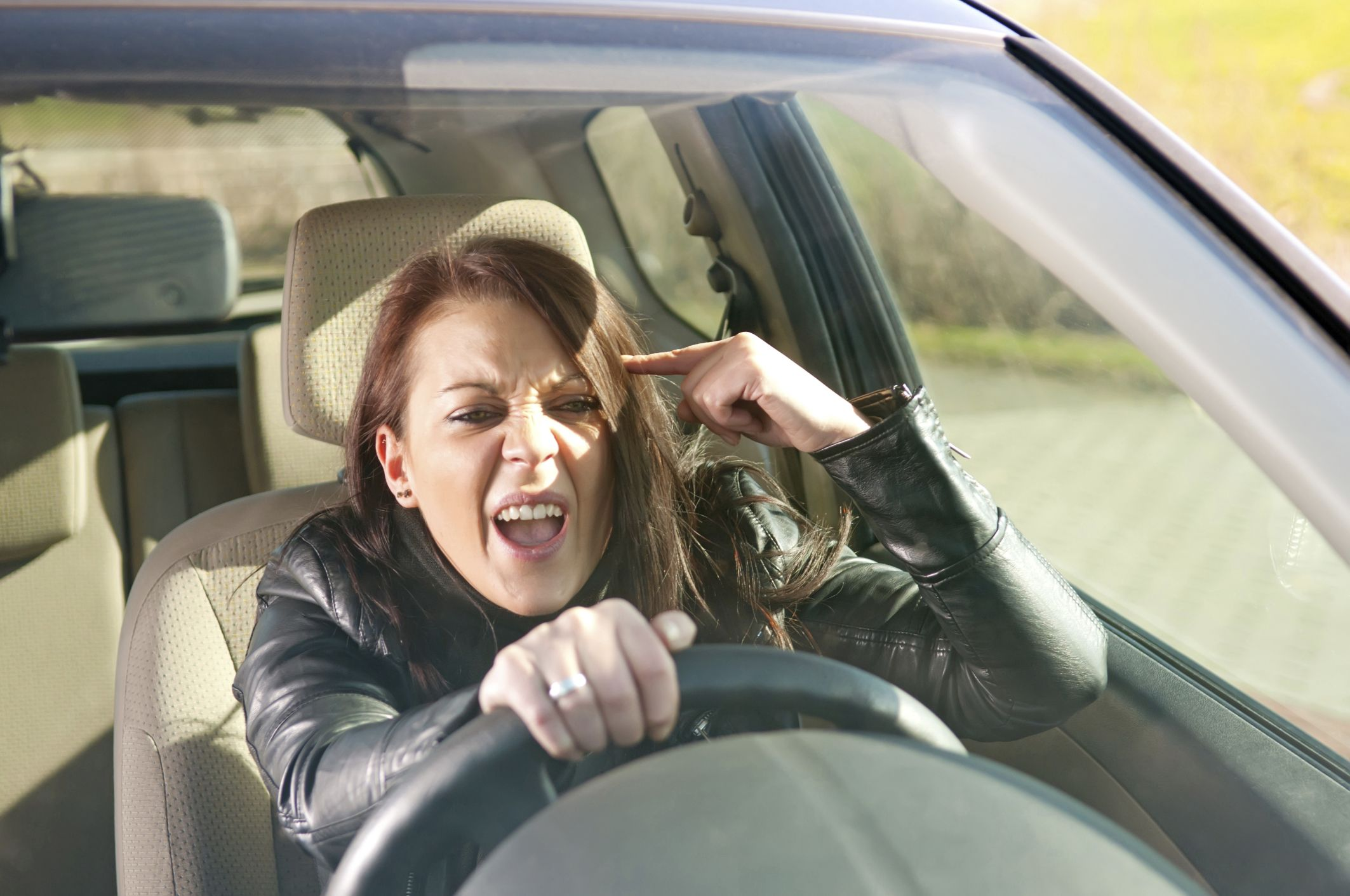 23 Startling Road Rage Facts and Statistics
