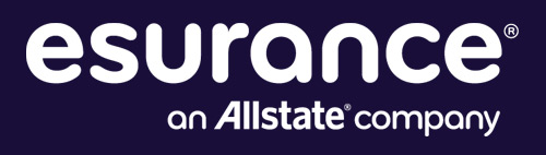 esurance, an Allstate Company logo