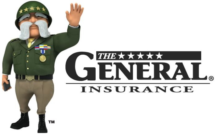 The General Insurance logo