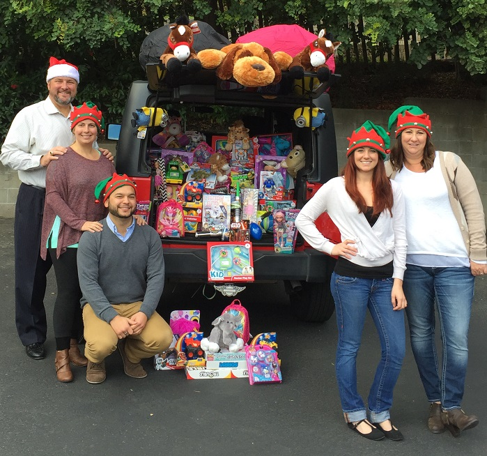 See how these 30 agencies are celebrating the holidays for Dpb agency