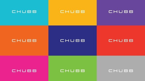 The new Chubb Ltd.'s logo.