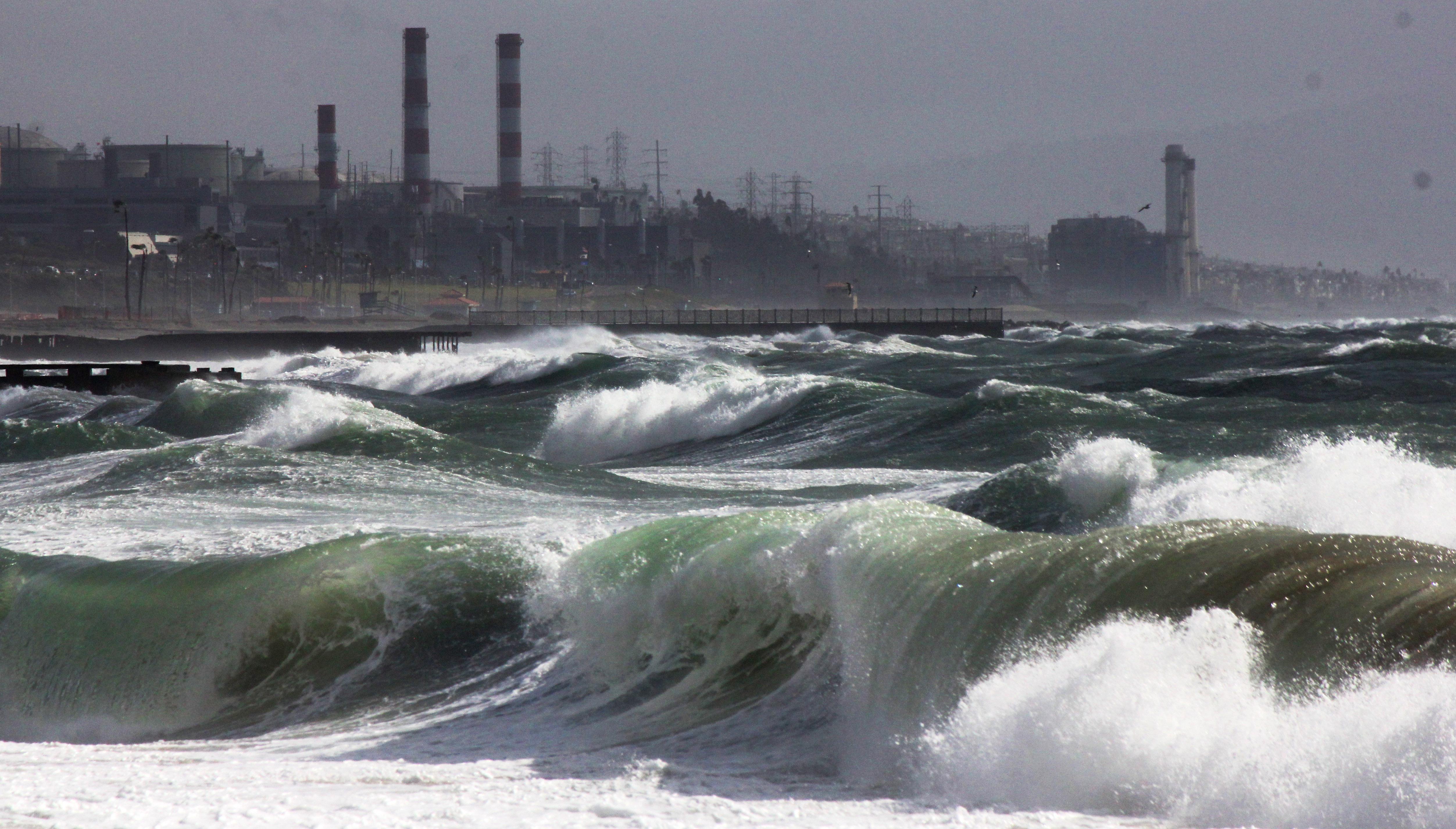California winds