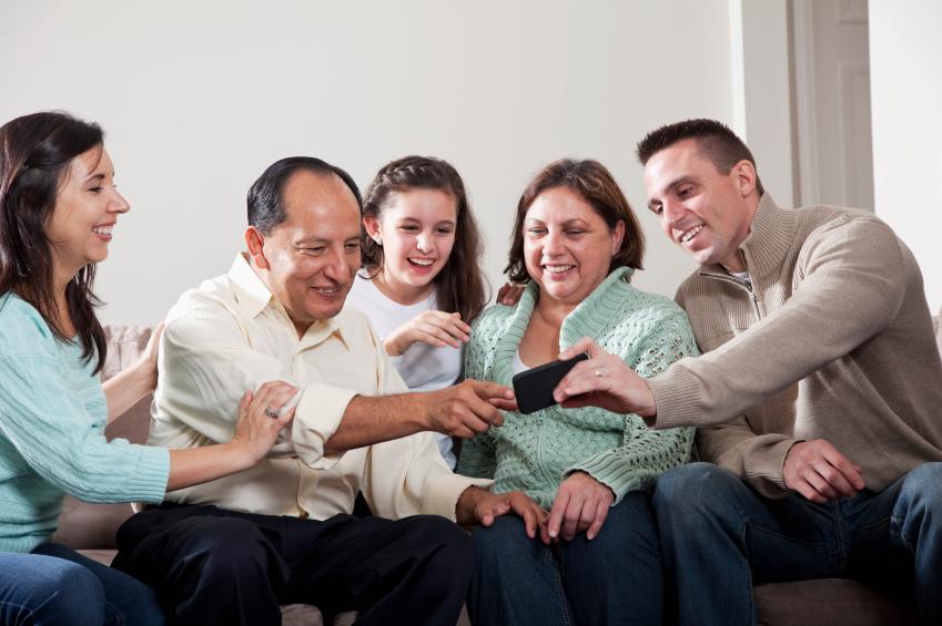 Social media generations