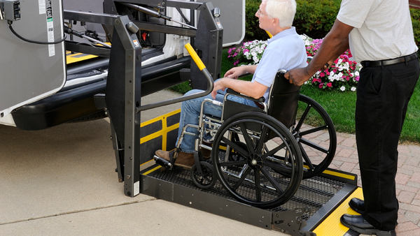 Commercial companies providing wheelchair accessible ambulance van services may be liable under their Commercial Auto and Professional Liability policies if the passengers are injured. (Photo: iStock)