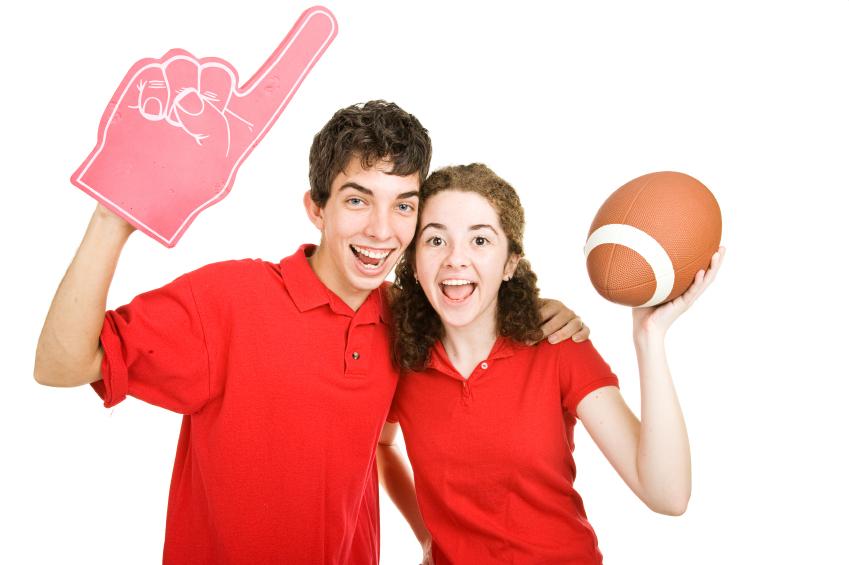 Super Bowl teens