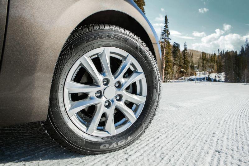 Celsius tire
