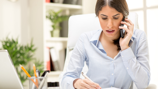Before you call a prospect, make sure you know what you are going to say. (Photo: iStock)