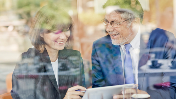 Mentoring young professionals in the insurance industry should help you as much as it helps them. (Photo: iStock)