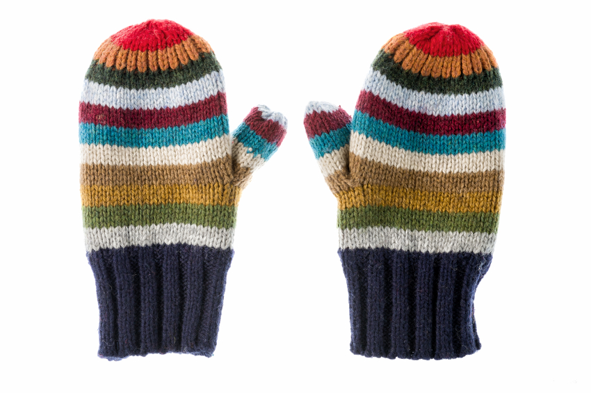 Mittens are better than gloves