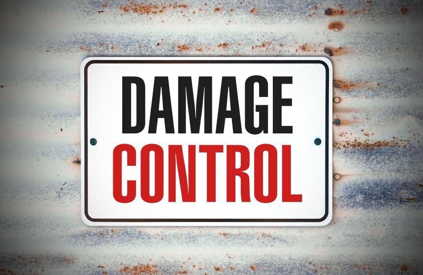 Cyber damage control