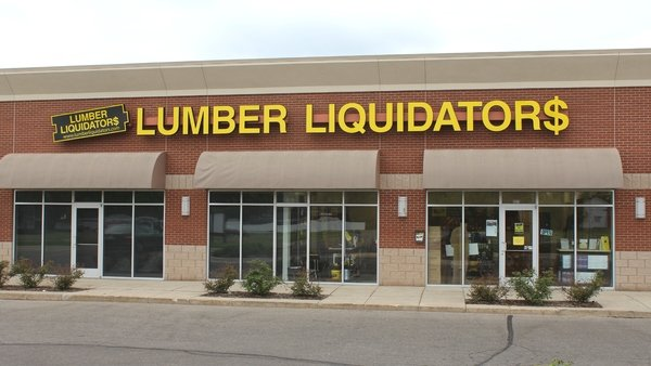 The crux of the allegations was that Lumber Liquidators sold laminate flooring with levels of formaldehyde above regulations in California. (Photo: Dwight Burdette/  Wikipedia)