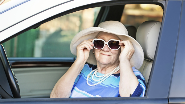 Google is betting aging Americans are a natural target market for self-driving vehicles. (Photo: Shutterstock)
