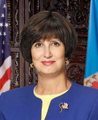 Delaware Insurance Commissioner Karen Weldin Stewart