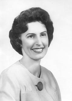 West Virginia-first woman insurance commissioner-Virginia Mae Brown