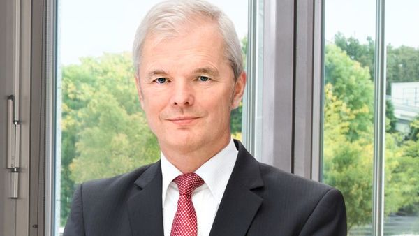 Hannover Re is led by Ulrich Wallin, 61. (Photo: Hannover Re)