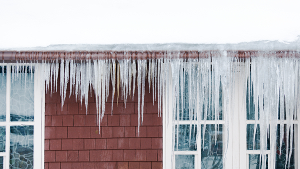 Winter weather can damage a house in a number of ways. Spring is the best time to do repairs so those problems don't get worse. (Photo: iStock)