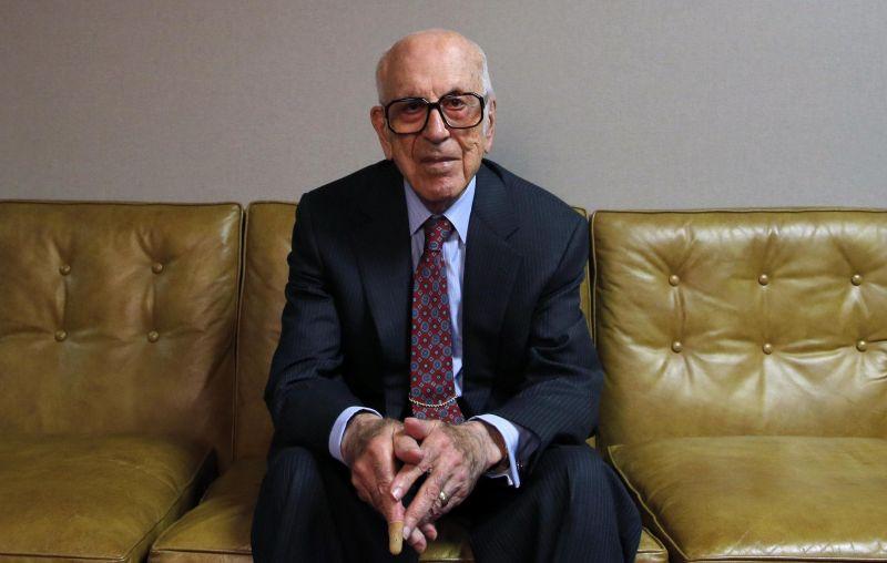 George Joseph, the chairman of Mercury General Corp.