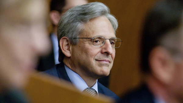 D.C. Circuit Court Judge Merrick Garland. (Photo: Diego M. Radzinschi/National Law Journal)