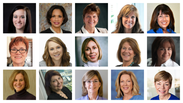 These 15 women are helping the insurance industry face new challenges and meet new opportunities.